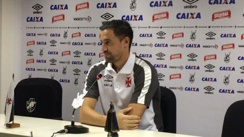 Martin valoriza semifinal e diz que Vasco x Fla é o maior clássico do Rio