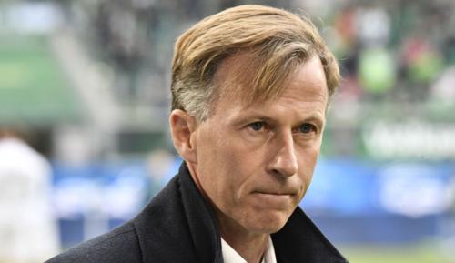 Bundesliga: Wolfsburg-Trainer Jonker bangt um verletztes Trio