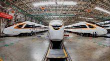 Wie sich Chinas Zug-Gigant nach Europa schleicht