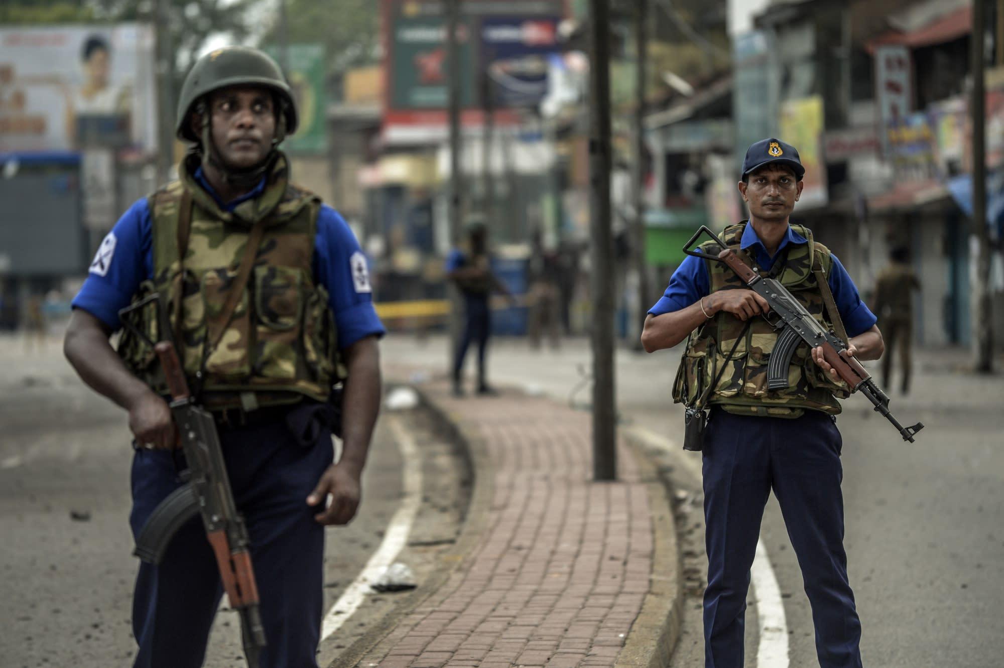 Easter Massacre Opens Door for Strongman to Return in Sri Lanka