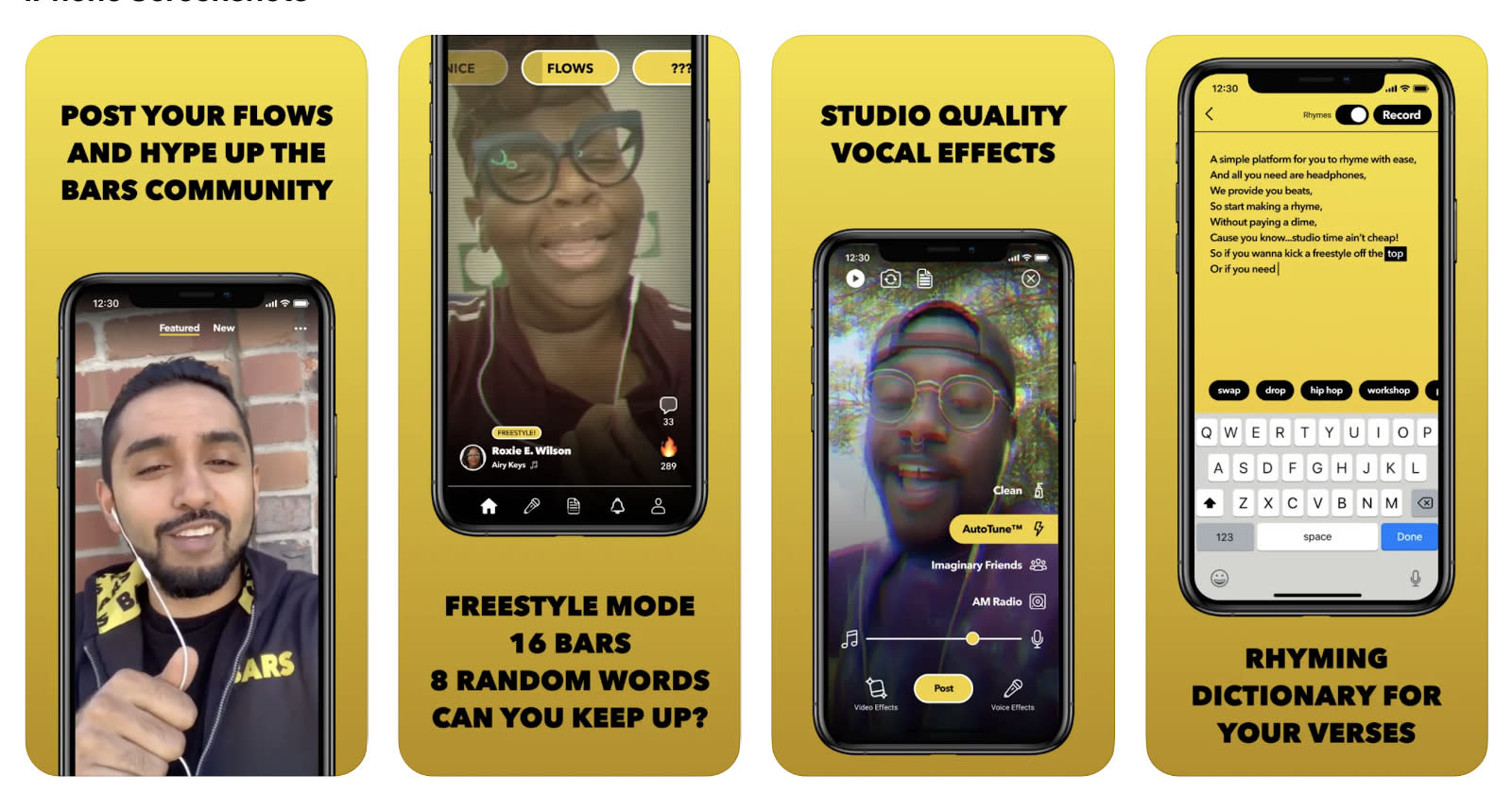 Facebook's BARS is an experimental TikTok-like app for rappers | Engadget