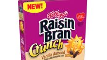 Go Nuts For The Latest Addition To The Kellogg's Raisin Bran® Crunch Line-Up