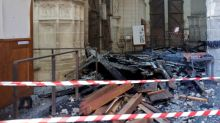 Rwandan refugee put under formal investigation for Nantes Cathedral fire - Le Monde
