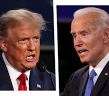 Stars of the final presidential debate: Biden laughing at Trump's BS and the invisible mute button