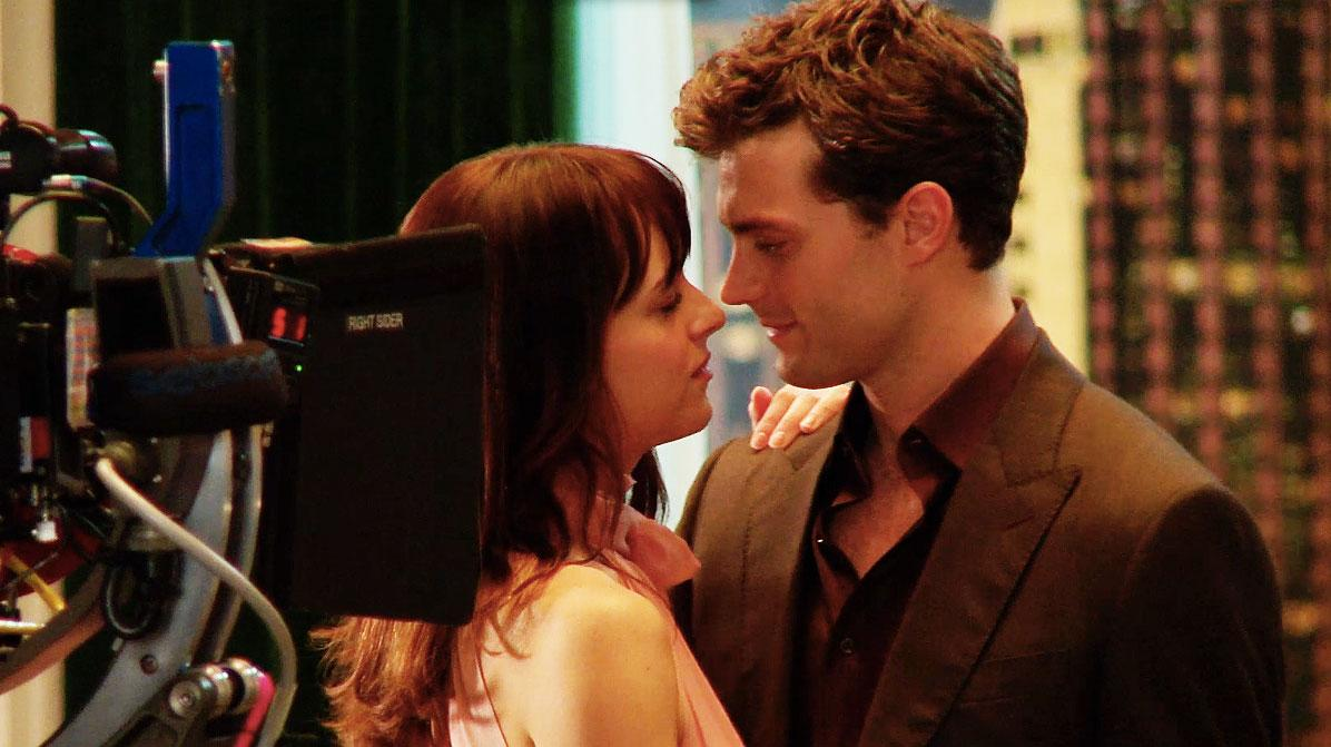 50 sombras de grey el trailer christian grey y anastasia steele en exclusiva video. Black Bedroom Furniture Sets. Home Design Ideas