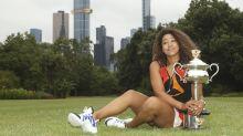 Naomi Osaka's 'odd' dream for biggest achievement showcased vs. Serena Williams