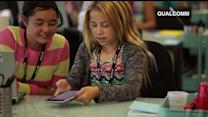 Qualcomm Host Science Camp For Young Girls