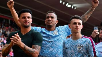 Phil Foden has shown maturity to make step up into Manchester City first team, says Kyle Walker