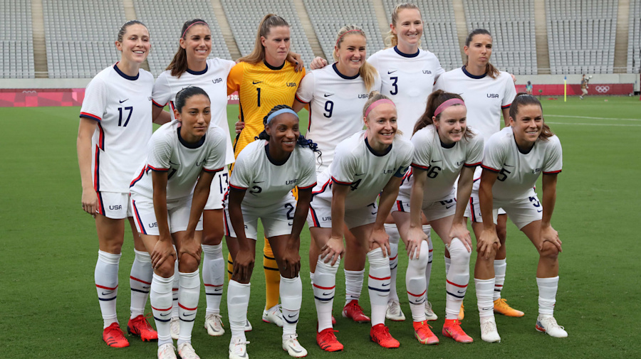 USWNT files appeal in equal pay lawsuit