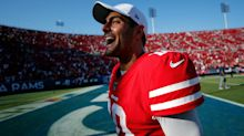 49ers' Jimmy Garoppolo, Trent Williams consider games in empty stadiums