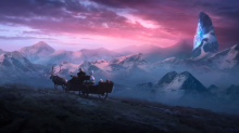 New 'Frozen 2' trailer finds Elsa heading north and Arendelle in peril