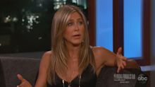 Jennifer Aniston opens up about her plane's terrifying emergency landing