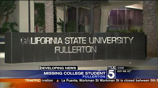Cal State Fullerton Vollyerball Player Reported Missing; Public`s Help Sought