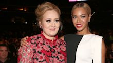 Adele Shares A Rare Photo Of Herself To Show Support For Beyoncé's 'Black Is King'
