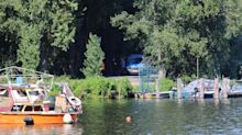 Blaulicht-Blog: Rummelsburger Bucht: Leiche in Gebüsch gefunden