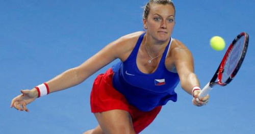 Tennis - WTA - Petra Kvitova a repris la raquette
