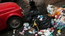 Five Star Movement faces 'populist' revolt over Rome's decay