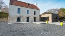 An old country house gets a modern new look