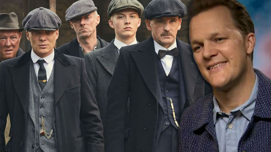 Robin Hood director on 'Peaky Blinders' film rumours