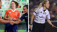 Female referees Alhambra Nievas and Joy Neville to make history by taking charge of Men's internationals