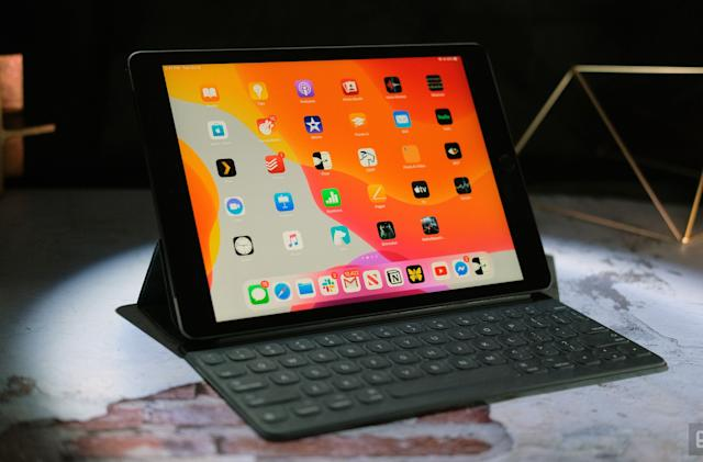 Apple's 10.2-inch iPad drops to $250 at Best Buy