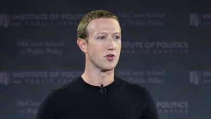 Facebook's Zuckerberg defends allowing lies in ads