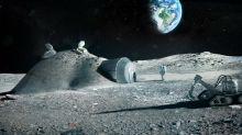 Die deutsche Industrie will zum Mond