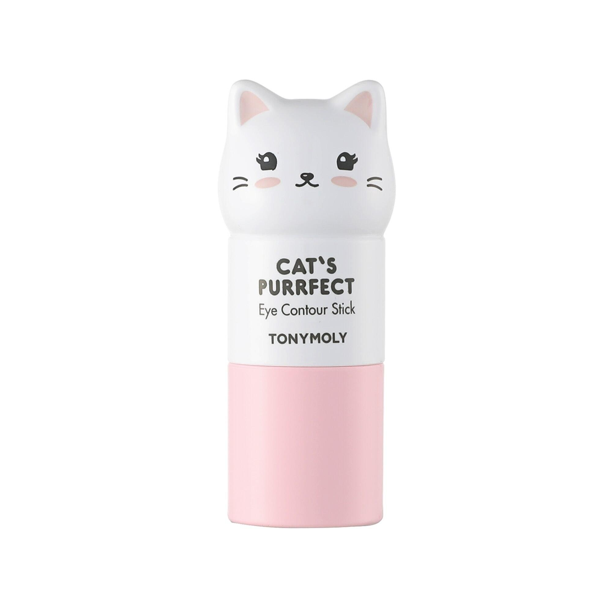 "<p>Brighten your under-eyes with TonyMoly's Cat's Purrfect Eye Contour Stick, which offers a subtle illuminated effect and reduces puffiness with the help of royal jelly and a well-spring of skin-loving extracts like orange peel, honeysuckle, and bergamot fruit.</p> <p>$13 (<a href=""https://shop-links.co/1677194001257356963"" rel=""nofollow noopener"" target=""_blank"" data-ylk=""slk:Shop Now"" class=""link rapid-noclick-resp"">Shop Now</a>)</p>"