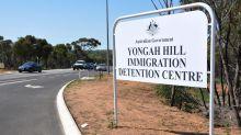 Tunnel found at WA detention centre