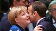 European leaders' beer summit as Britain dines alone