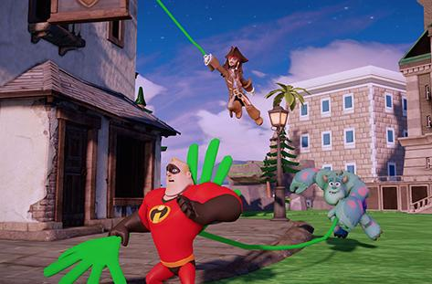 Disney Interactive marvels at a revenue surge in Q3 2014