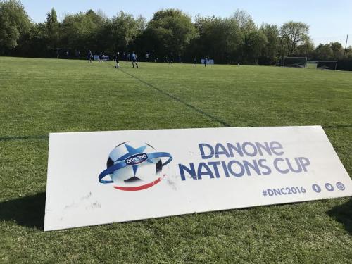 La Danone Nations Cup à Rennes : le SB29 et le VOC qualifiés pour la finale nationale