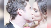 Actriz 'obliga' a Diego Boneta a besarla y las redes responden (video)