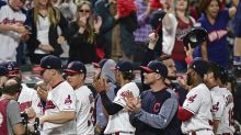 Indians fans give team standing ovation after historic winning streak ends