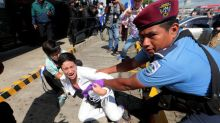 Nicaraguan police arrest protesters, quash anti-government march