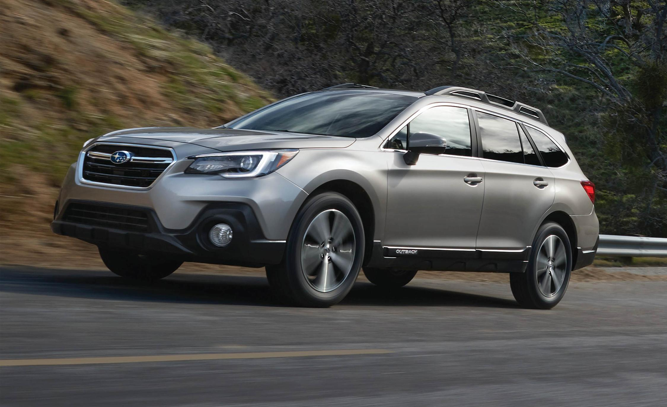 2018 Subaru Outback Little Things Mean a Lot