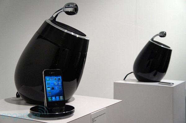 Philips Fidelio Speakers with AirPlay hands-on (video)