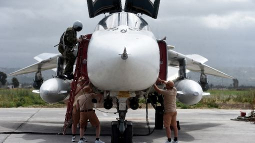 A year of bombing in Syria stirs little debate in Russia