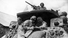 See Rare, Real-Life 'Fury' Photos From WWII
