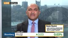 'Long' Yen Against Dollar, AMP Capital's Naeimi Says