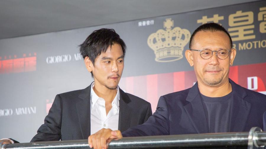 "Eddie Peng is happy for ""Hidden Man"" Oscar bid"