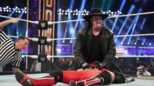 WWE's the Undertaker: 'The human body isn't made to take what we do to it'