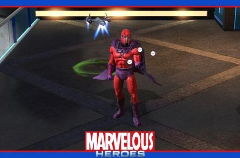 The Stream Team: Marvel Heroes Monday madness as Magneto