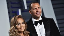 Report: Alex Rodriguez and Jennifer Lopez meet with Patriots owner Robert Kraft about bid to buy Mets