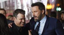 Matt Damon and Ben Affleck to support 'inclusion rider'