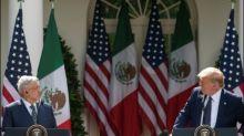 Präsidenten Trump und López Obrador würdigen Beziehungen zwischen USA und Mexiko