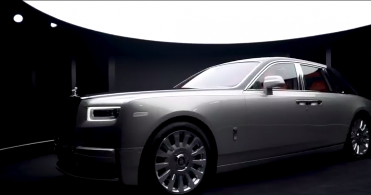 Rolls Royce Motor Ceo We Re Not In The Auto Business We