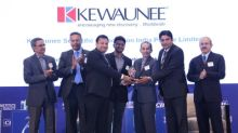 Kewaunee Scientific Corporation India Pvt. Ltd. was presented with 'EmergingLeader - Excellence in Customer Management' Award by CII (Confederation of Indian Industry)
