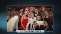 The Samsung selfie