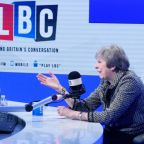 Brexit deal latest: Angry voters accuse Theresa May over 'failed middle ground' in LBC phone-in